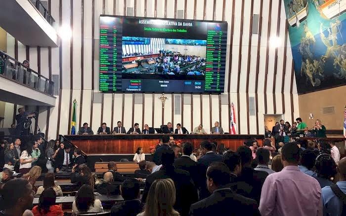 Deputados estaduais aprovam PPA e projeto que altera Estatuto da PM.