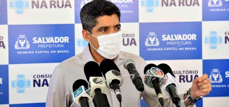 Prefeito de Salvador diz que momento crítico em Salvador está chegando e 'lockdown' não está descartado.