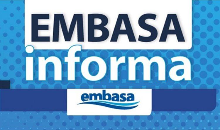 Nossa equipe entrou em contato na manhã desta sexta-feira (25), com a assesoria de comunicação da Embasa.