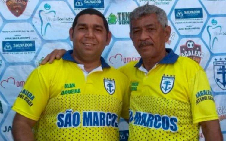 Portal Pau da Lima entrevista Alan Jaqueira, Vice-Presidente da liga de São Marcos.