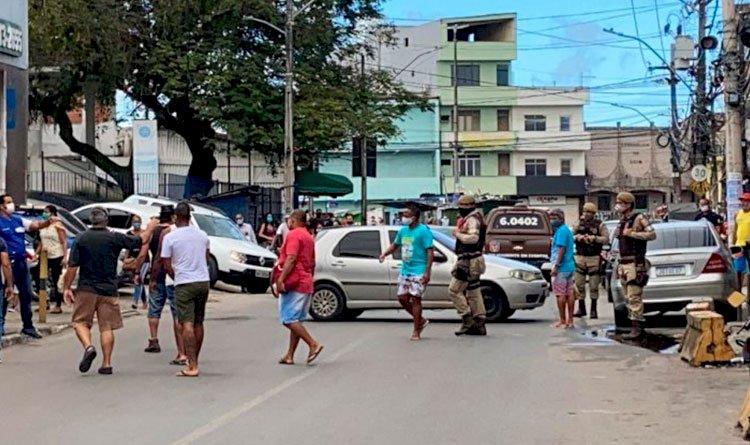 Comércio da Rua Jayme Vieira Lima poderá funcionar.