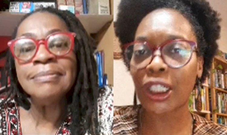 """""""As mulheres negras não precisam dos partidos, são os partidos que precisam das mulheres negras"""