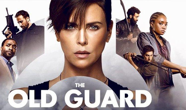 The Old Guard é um filme de ação e ficção científica de super-heróis americano de 2020.