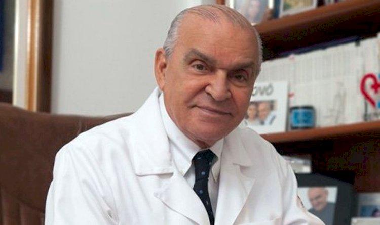 Médico Elsimar Coutinho morre aos 90 anos de Covid-19.