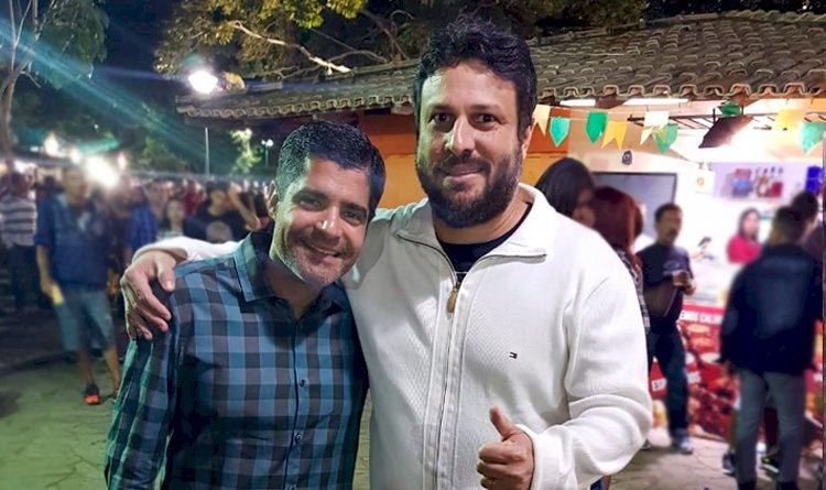 Entrevista com o pré-candidato André Bahia, idealizador do projeto Saúde vai em sua casa.