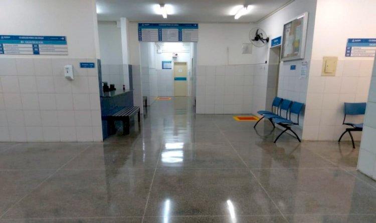 Secretaria de Saúde vistoria o Posto Edgar Pires e providencia algumas melhorias.