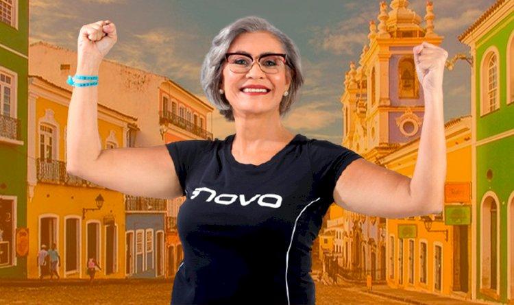 Portal Pau da Lima entrevista a candidata a vereadora Meire Cardeall.
