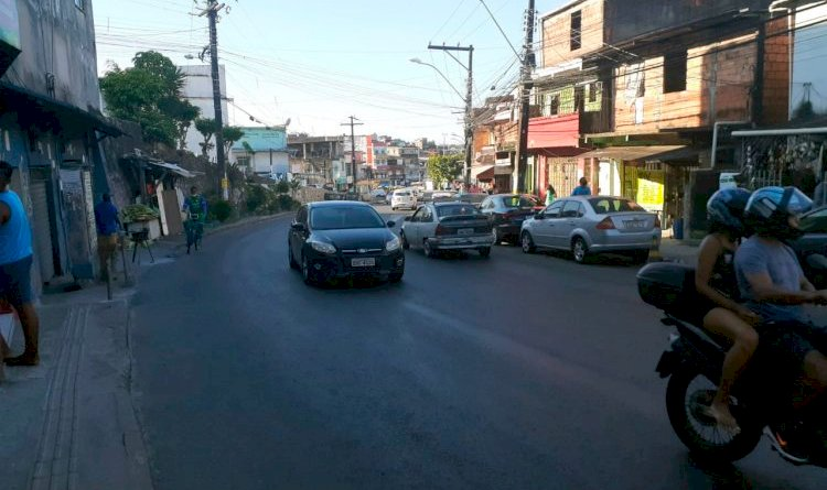 7 Dias das eleições, moradores relatam o Domingo no bairro foi de muito barulho das campanhas politicas.