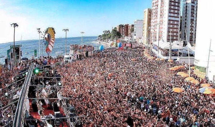 Prefeito ACM Neto cancela Carnaval em fevereiro - Nova data só com vacina disponível.