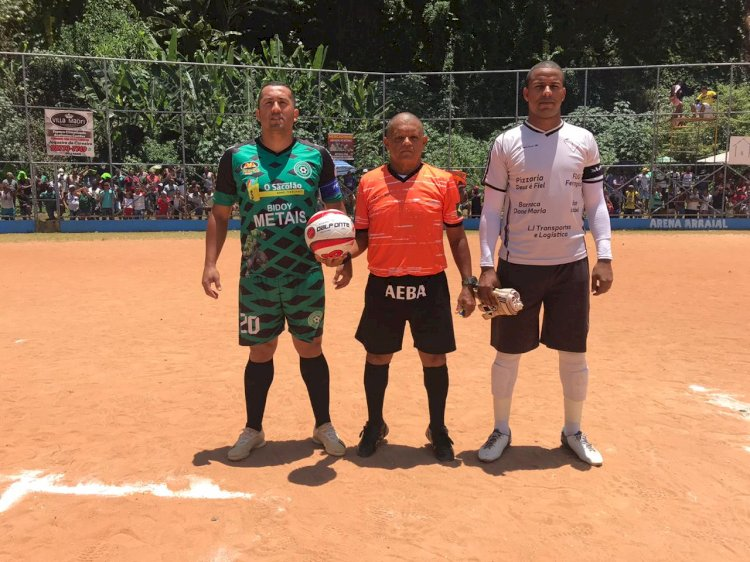 Nagalera na Final da Copa do Arraial 2019 - Diamante 3x0 União Jaqueira.