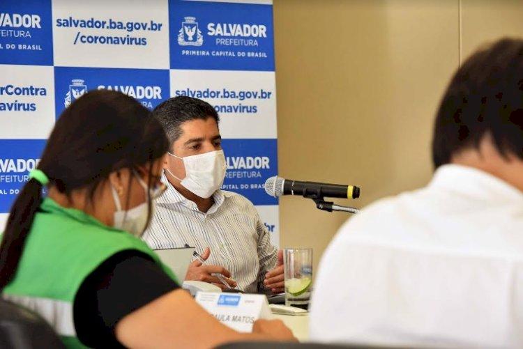 Salvador terá fechamento de alguns locais que possuem maior incidência de pessoas infectadas com coronavírus.