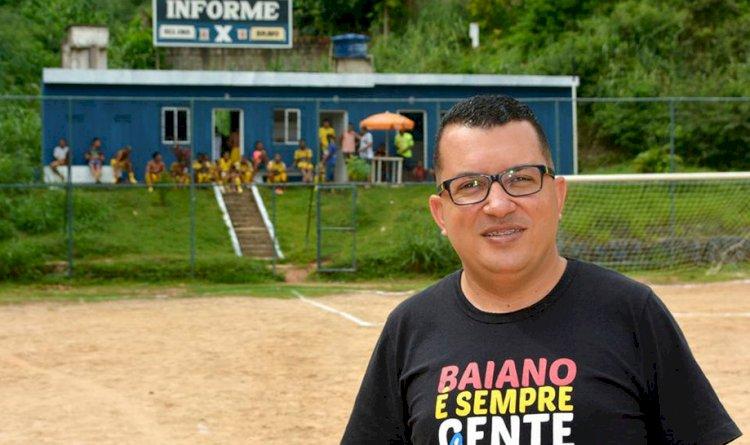 Portal Pau da Lima entrevista Anderson Ninho, pré-candidato a vereador de Salvador 2020.