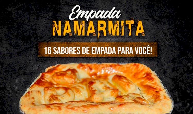 Empada na Marmita – Sabe aquela massa deliciosa, que chega a derreter na boca?